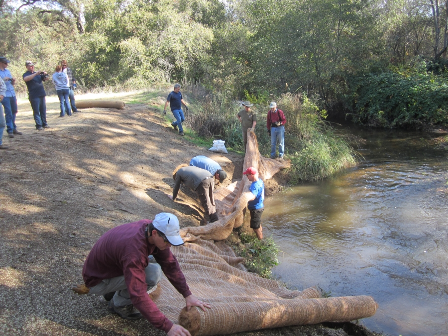 Sac sierra trout unlimited events for Lake clementine fishing