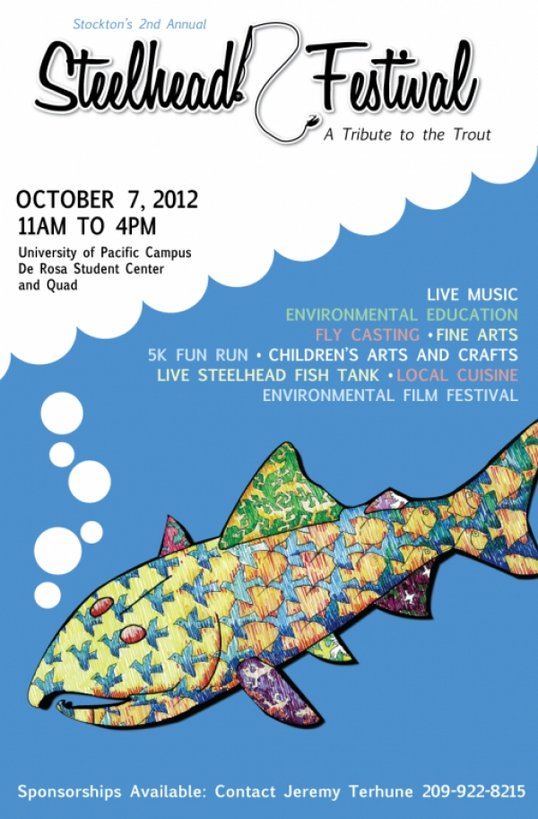 Stockton Steelhead Festival October 7, 2012