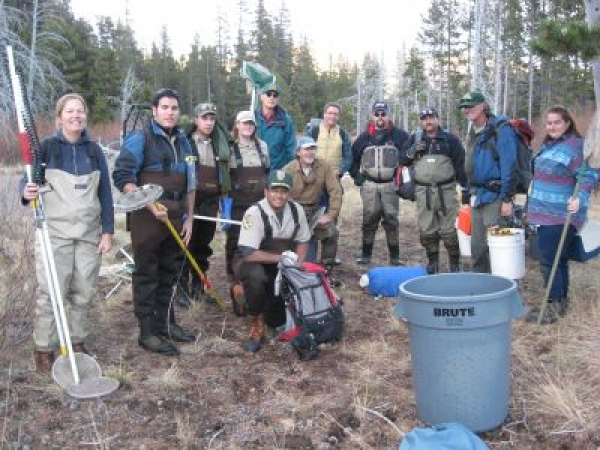 Caples Creek Fish Survey Review