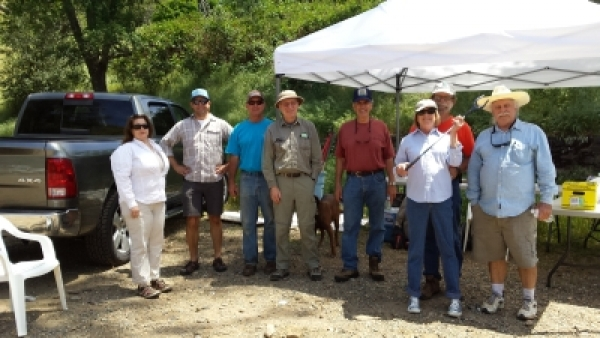 Mokelumne River Cleanup Report